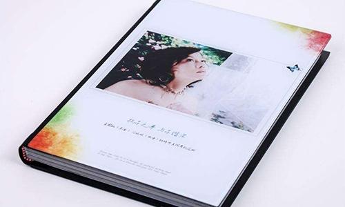 结婚纪念册