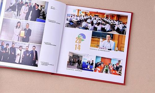 领导纪念册